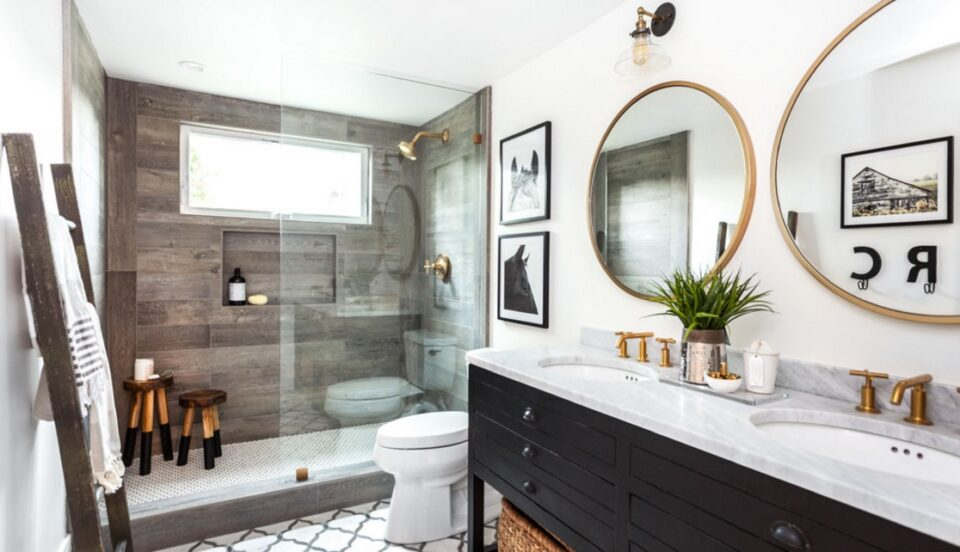 Bathroom renovations you can do yourself